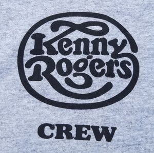 Kenny Roger's t-shirt